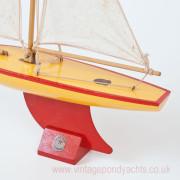 Star Yacht SY/3 – Stern Detail