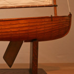 Adamcraft Dinghy - Hull Detail