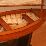 Adamcraft Dinghy - Deck Detail