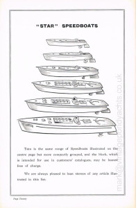 Star Yachts 1935 catalogue - page 20