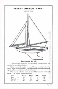 Star Yachts 1935 catalogue - page 5