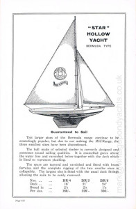 Star Yachts 1935 catalogue - page 6