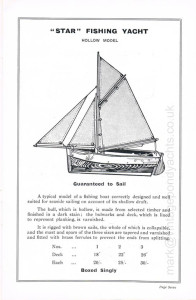 Star Yachts 1935 catalogue - page 7