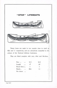 Star Yachts 1935 catalogue - page 8